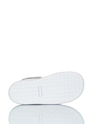 Puma - Zapatillas de voleibol de Material Sintético para hombre 001 BIANCO