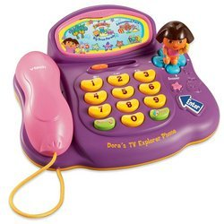 Dora the Explorer: TV Explorer Phone