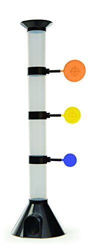 - Perfect Solutions Triple-Hit Target Challenge Game, Assembles Quickly Without Tools