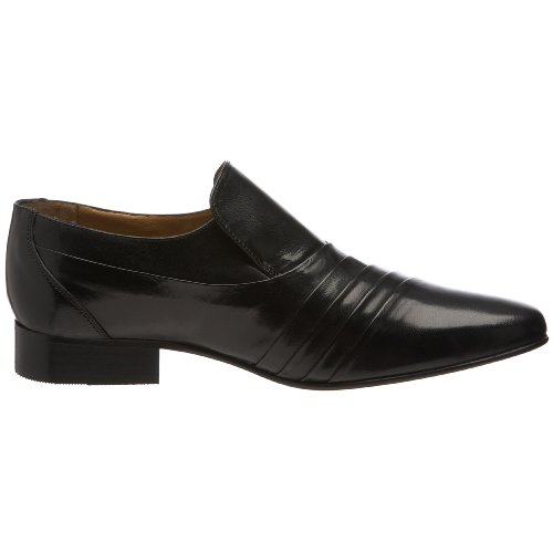Rombah Wallace Men's Warwick Slip-on Black QMJEiWg