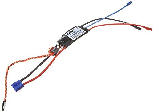 E-flite 40-Amp Lite Pro Switch-Mode BEC Brushless ESC (V2), EFLA1040LB (Bec Switch)