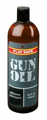 Gun Oil Lubricant 32 oz. (Package of 3) by Empowered Products