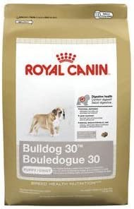 Royal Canin Bulldog Puppy 30 Dry Dog Food