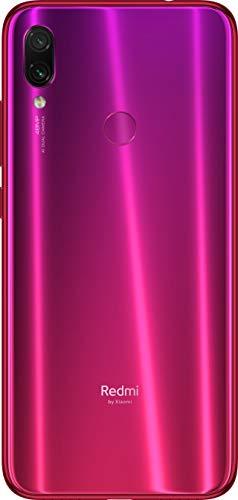 Xiaomi Redmi Note 7 Dual SIM - 32GB, 3GB RAM, 4G LTE, Gradient Red – International Version