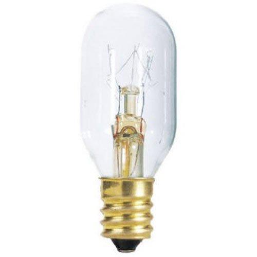 Westinghouse Lighting  03720 Corp 15-watt T7 Clear Tubular Bulb (Clear Tubular Carded Light Bulb)