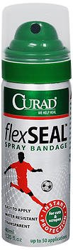 (Curad FlexSeal Spray Bandage 1.35 oz)