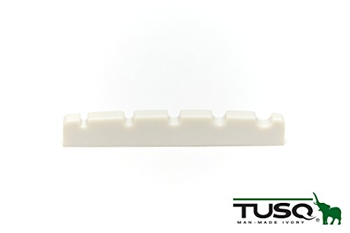 - Graphtech Tusq - 5 String Slotted Bass Nut PQ-1425-00