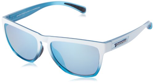 Pepper's Men's Wild Thing Wayfarer Sunglasses,White To Crystal Blue Fade,61 - Wild Thing Glasses