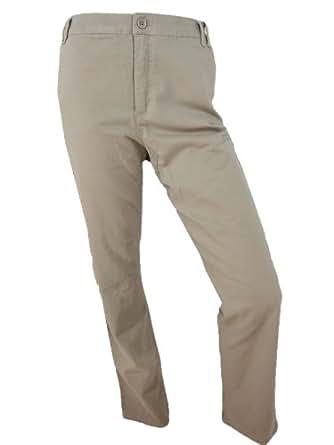 "Gloria Vanderbilt Amanda Fit ""Allegra"" Pants (14 Average, Beige)"
