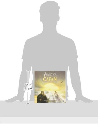 Devir Iberia- Catan Juego de Tronos, única (25921): Amazon.es: Juguetes y juegos