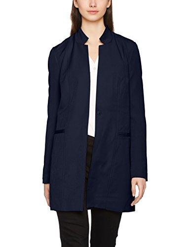 Vero Moda, Abrigo para Mujer Azul (Navy Blazer Navy Blazer)