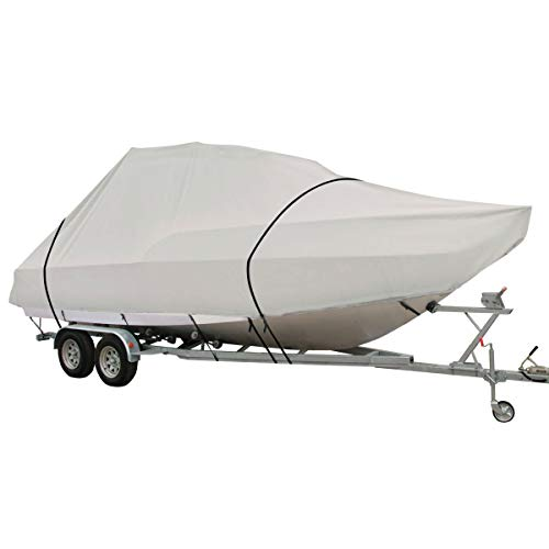 Oceansouth T-top Boat Cover Grey (25'-27') ()