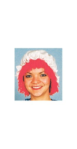 Raggedy Ann Wig with Hat ()