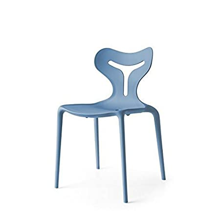 Calligaris Area 51 Chair (Sky Blue): Amazon.co.uk: Kitchen & Home