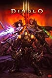 Diablo 3 Blizzard Computer Video Game Poster (24 x 36 inches)