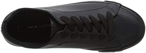 Look 1 New Femme Noir Miguel Baskets black HCqSw