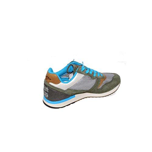 Lotto T4578 Sneakers Uomo Grigio/Verde