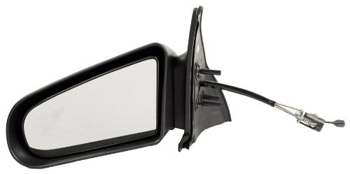 OE Replacement Saturn/S-Series Driver Side Mirror Outside Rear View (Partslink Number GM1320143)