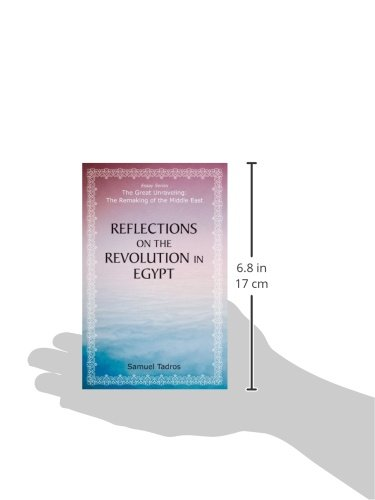Reflections on the revolution in egypt the great unraveling the reflections on the revolution in egypt the great unraveling the remaking of th samuel tadros 9780817917456 amazon books fandeluxe Epub
