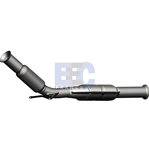 PT8057 EEC Exhaust Catalytic Converter with fitting kit: