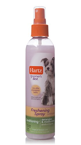 Hartz Groomer's Best Conditioning Dog Spray