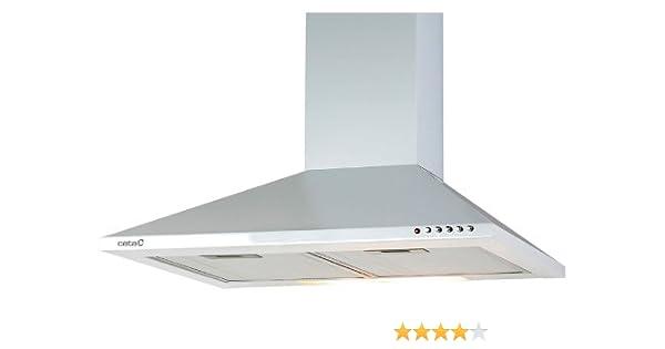 CATA V 900 - Campana Decorativa V900 Con 3 Velocidades: Amazon.es: Grandes electrodomésticos
