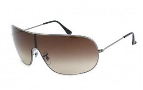 Ray-Ban 3211 004 13 Gunmetal 3211 Visor Sunglasses Lens Category 3 ... 72e0035900e9
