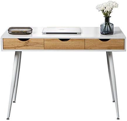 soges 43 inches Modern Computer Desk Office Desk