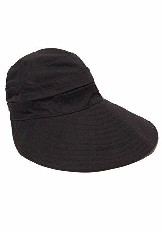 sun-visor-hat-zip-visor-one-size-black