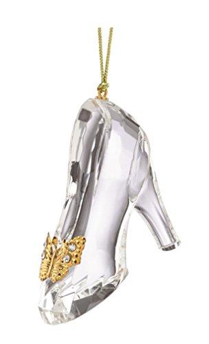 Lenox 2017 Cinderella's Shoe Ornament