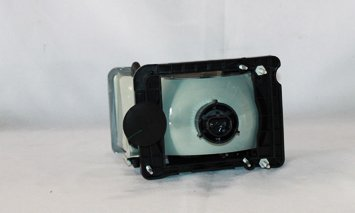 TYC 20-3512-00 Dodge Dakota Driver Side Headlight Assembly