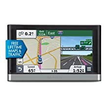 Garmin nüvi 2558LMTHD Advanced Series 5-Inch Touchscreen GPS with Lifetime Maps and Traffic (Certified Refurbished)