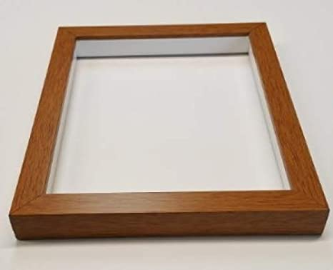 Honey Pecan Shadowbox Gallery Wood Frames 20 x 24
