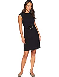 Womens Cap Sleeve Dress