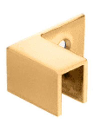 C.R. LAURENCE S0GC37LSB CRL Satin Brass Left Hand