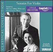 Pianosoft Plus Audio - Sonatas for Violin - PianoSoft Plus Audio - Weiss Duo - PianoSoft Plus Audio - PianoSoft Media