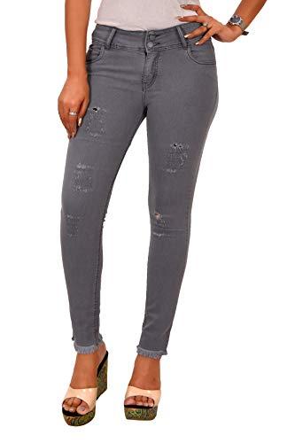 Ico Blue Stor Women #39;s Slim Fit Jeans