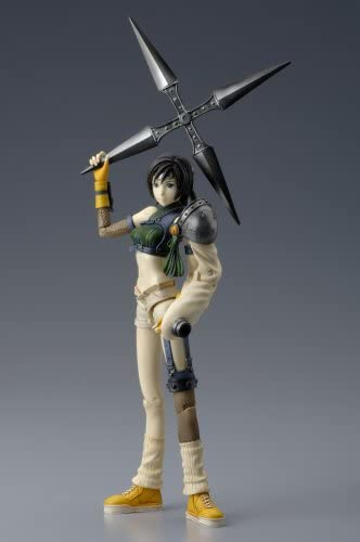 FINAL FANTASY VII - Play Arts Yuffie(Japan Import)