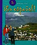 ¡En español!: Student Edition Level 1B 2004 (Spanish Edition)