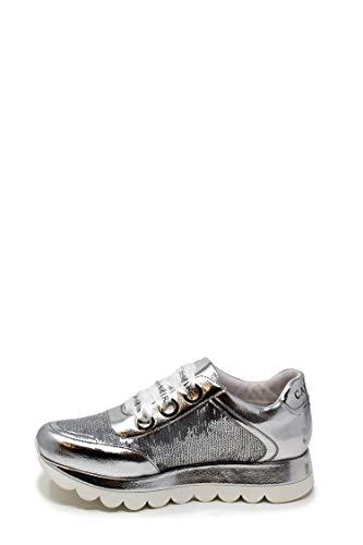 Black Sneaker Idb253 Woman Cafà Silver y0HqSHR