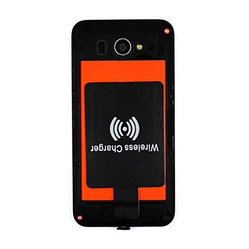 CNluca Módulo Receptor de Cargador Inalámbrico QI Universal para Micro-USB Móvil Varios Teléfonos Móviles de Carga...