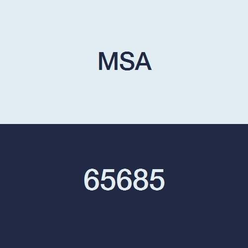 MSA 65685 Screw, Typeb, Slotd Pan, Ziconsteel, 2 1/8L