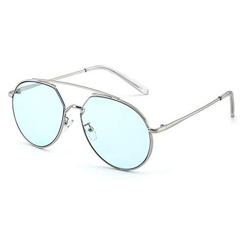 la de la caja sol de NIFG de Gafas de grandes personalidad gafas UV sol q88HpwI