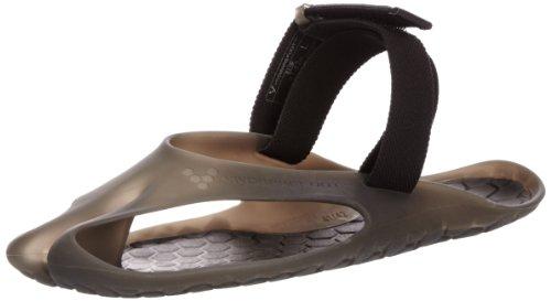 Vivobarefoot Herren Achilles Active Sandale Schwarz