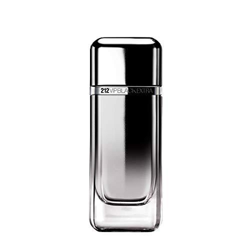 Carolina Herrera 212 VIP Black Own The Party Extra 100ml Eau De Parfum For Men Limited Edition 2019 ...