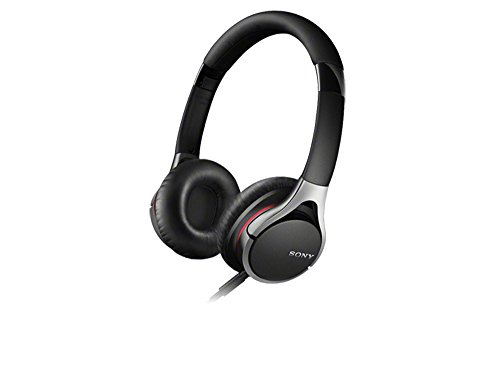 Sony MDR-10RC Headphones (Red) - 1