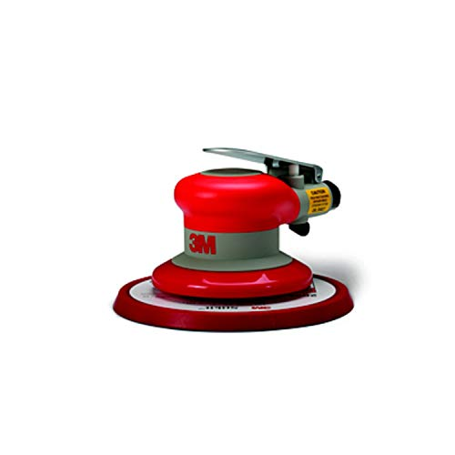 3M Random Orbital Sander Pneumatic Palm Sander 6 x 3 16 Diam. Orbit Stikit Disc Pad For Wood, Composites, Metal Original Series