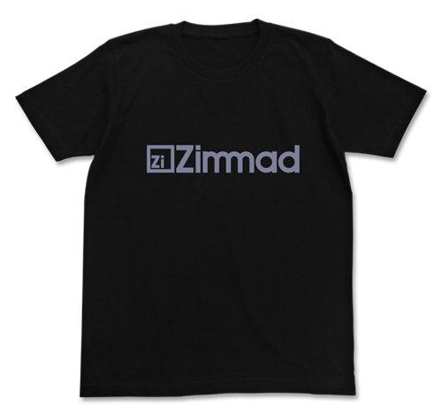 旋律的アンカー静かに機動戦士ガンダム ツィマッド社 Tシャツ ブラック Mサイズ