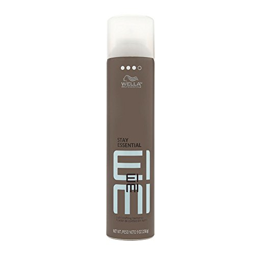 Wella Eimi Stay Essential Light Crafting Spray Size 9oz / Hold Level 2 / Touchable Styles / Protects Hair From Heat Damage
