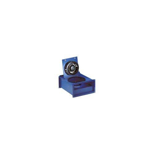 Fantech FRD16-8 Inline Exhaust Fan, 560 CFM, Centrifugals - for 16'' x 8'' Rectangular Duct by Fantech